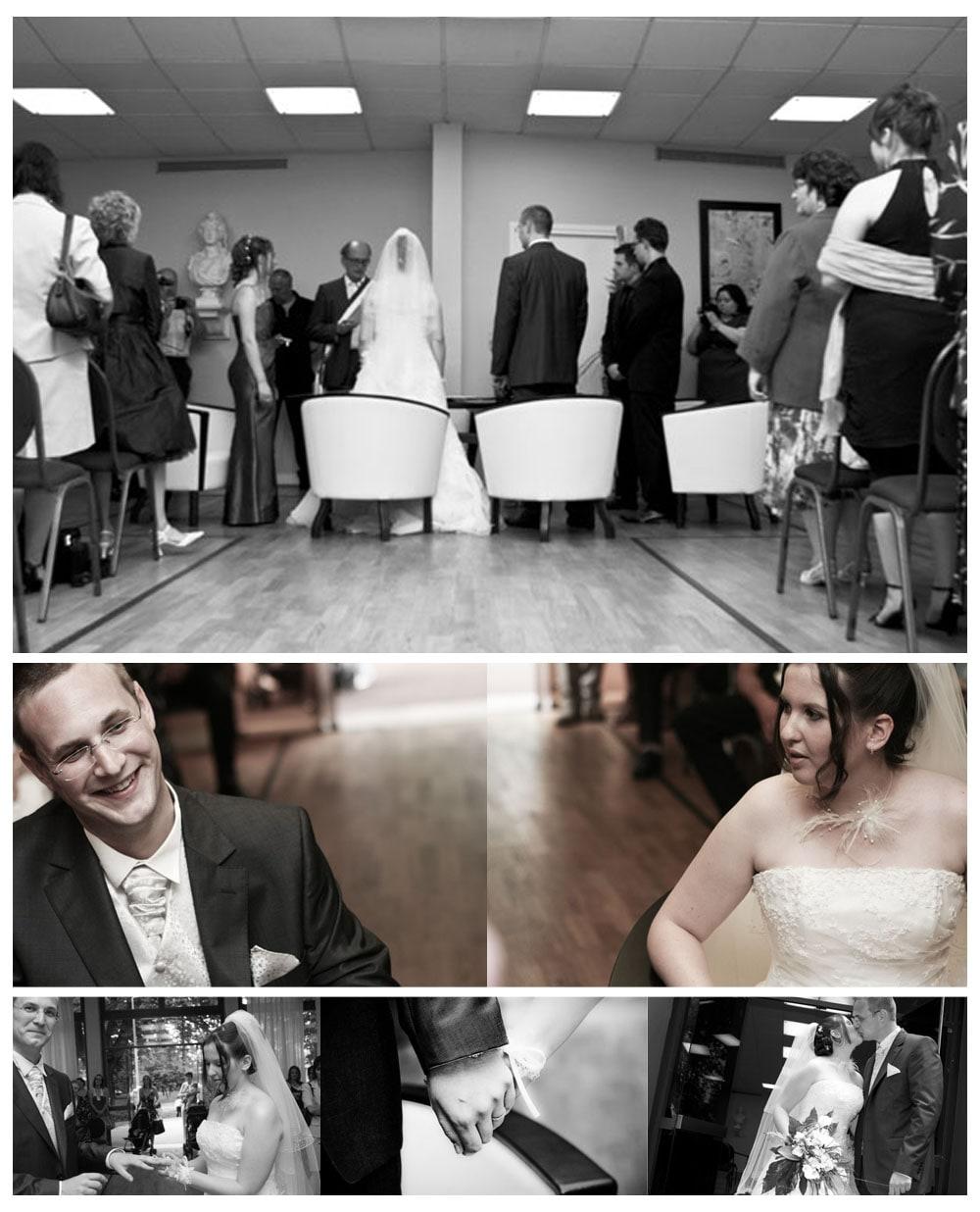 photographe mariage saint ouen laumone val doise 95 - Photographe Mariage Val D Oise