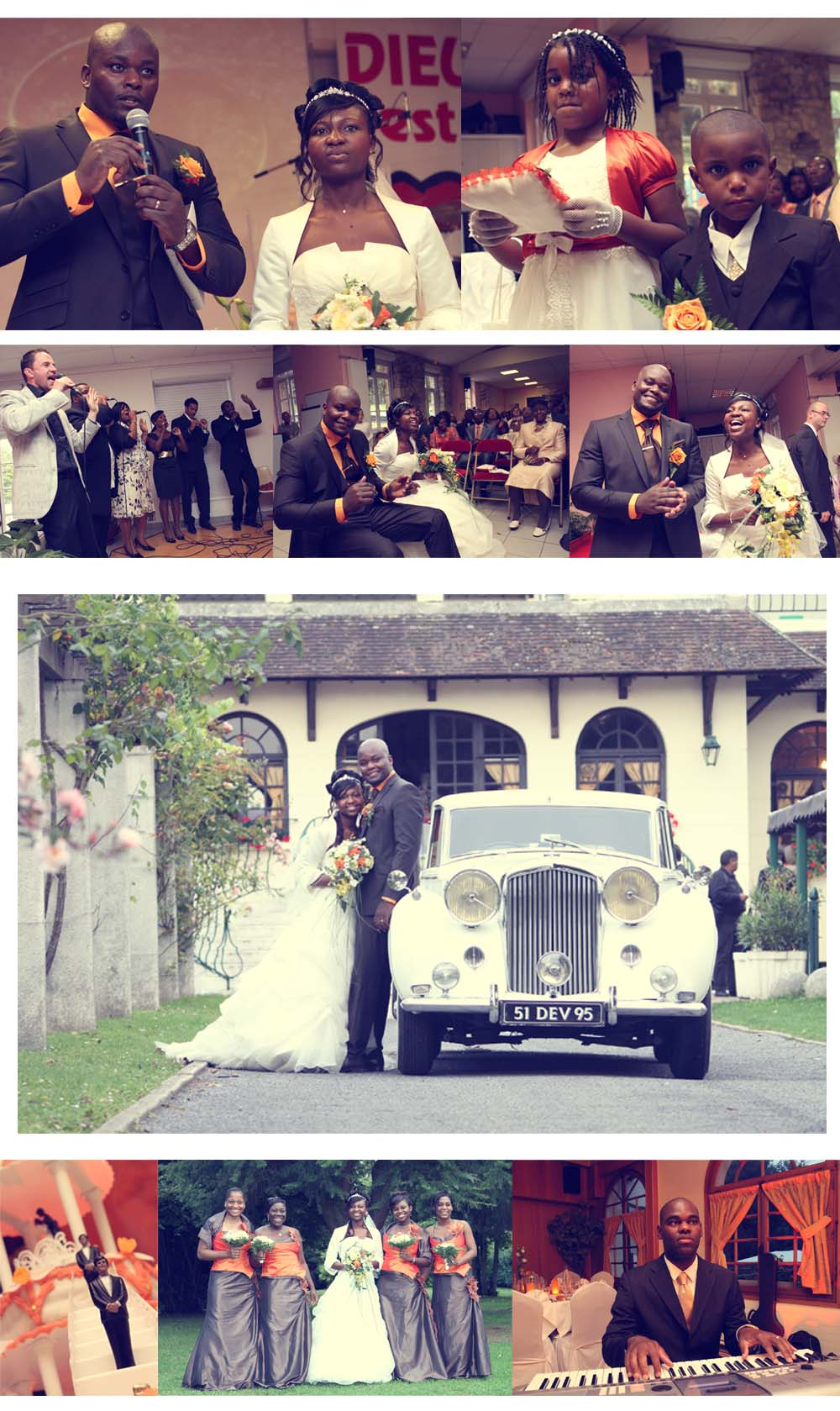 photographe de mariage avec rolls roys evangelique val doise - Mariage Evangeliste
