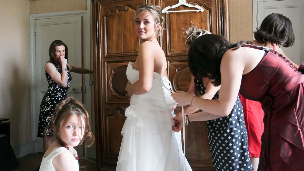 photographe mariage val doise 95 objectif mariage - Golf De Domont Mariage