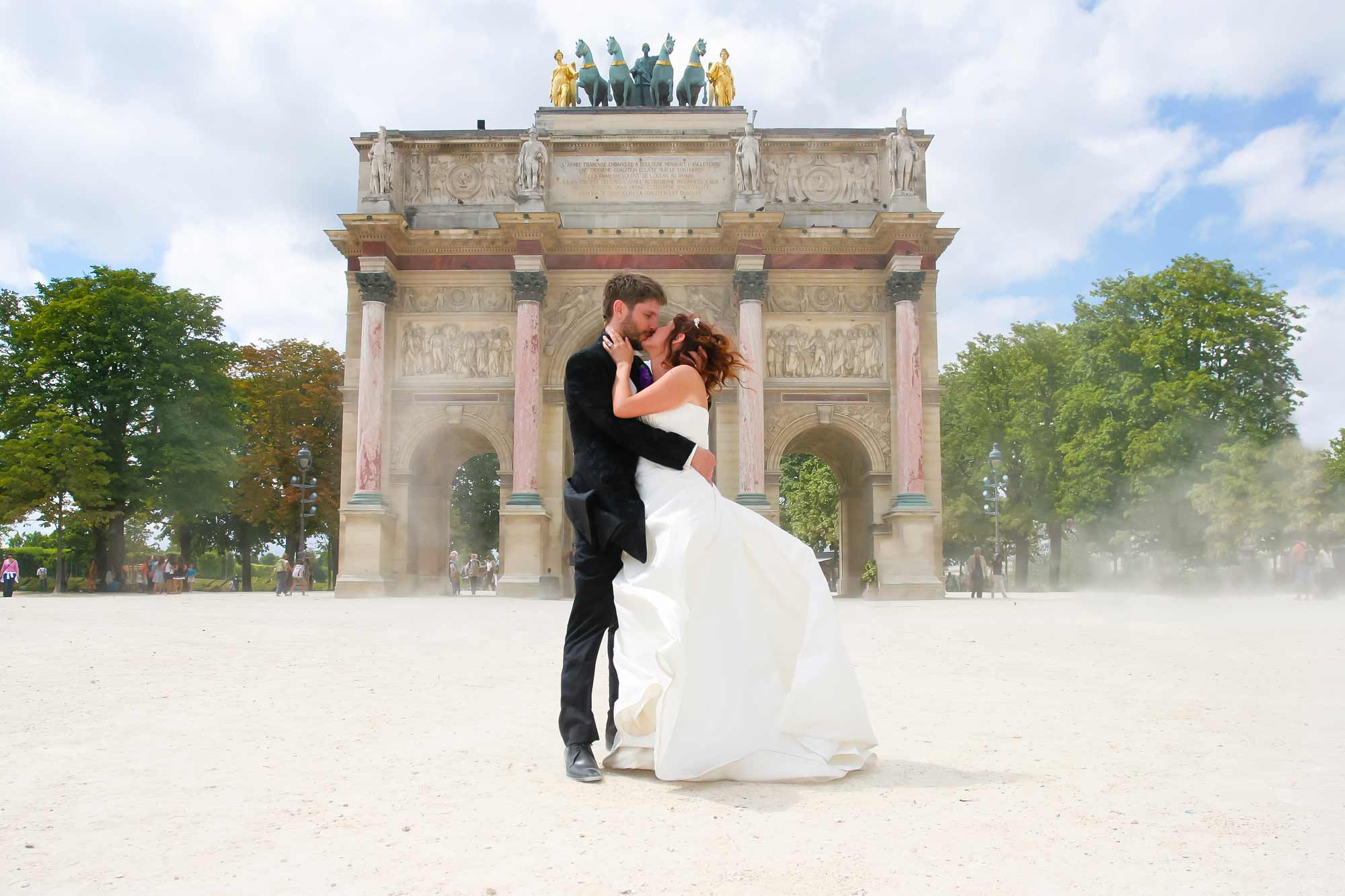 Reporter Mariage 75