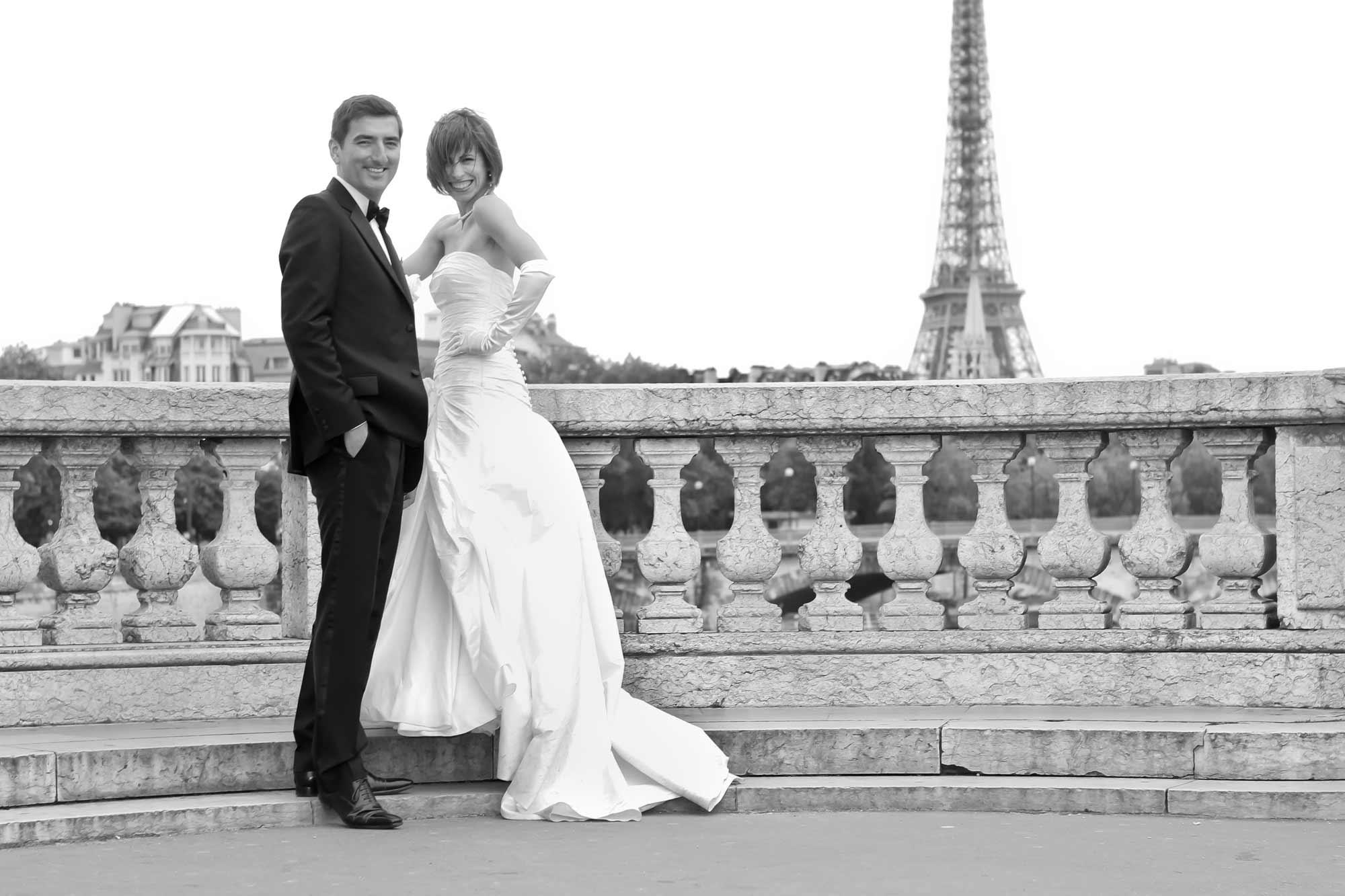 Photographe Mariage Paris reportage