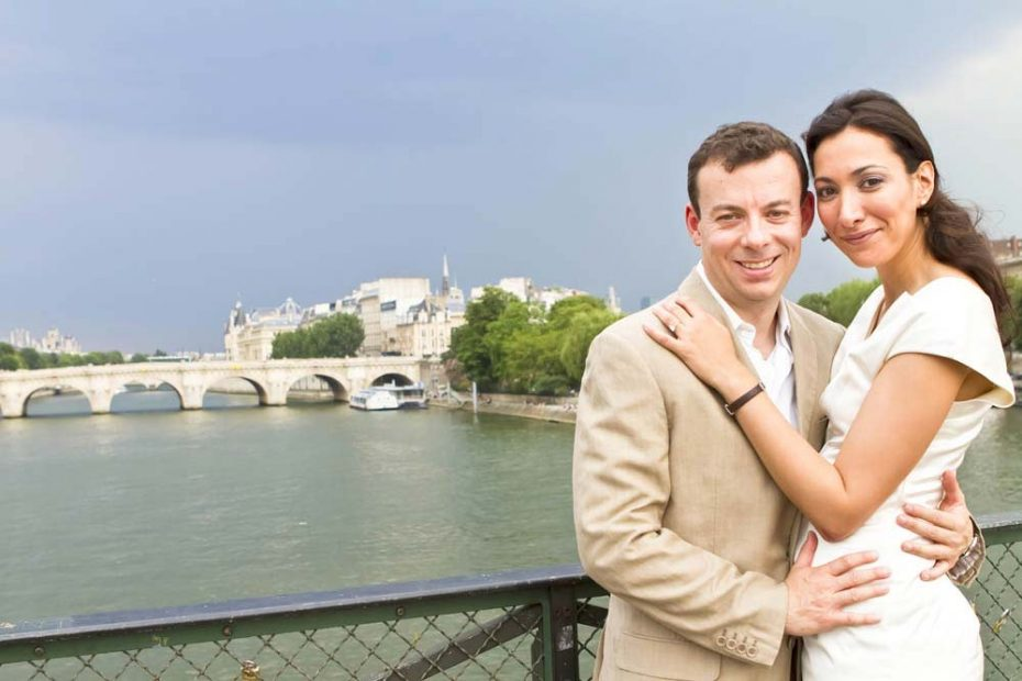 Photographe de couple paris