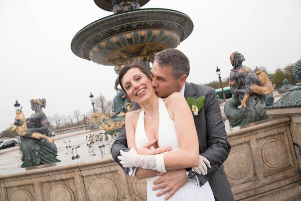 photographe mariage paris concorde