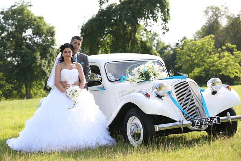 photographe mariage Fontenay tresigny