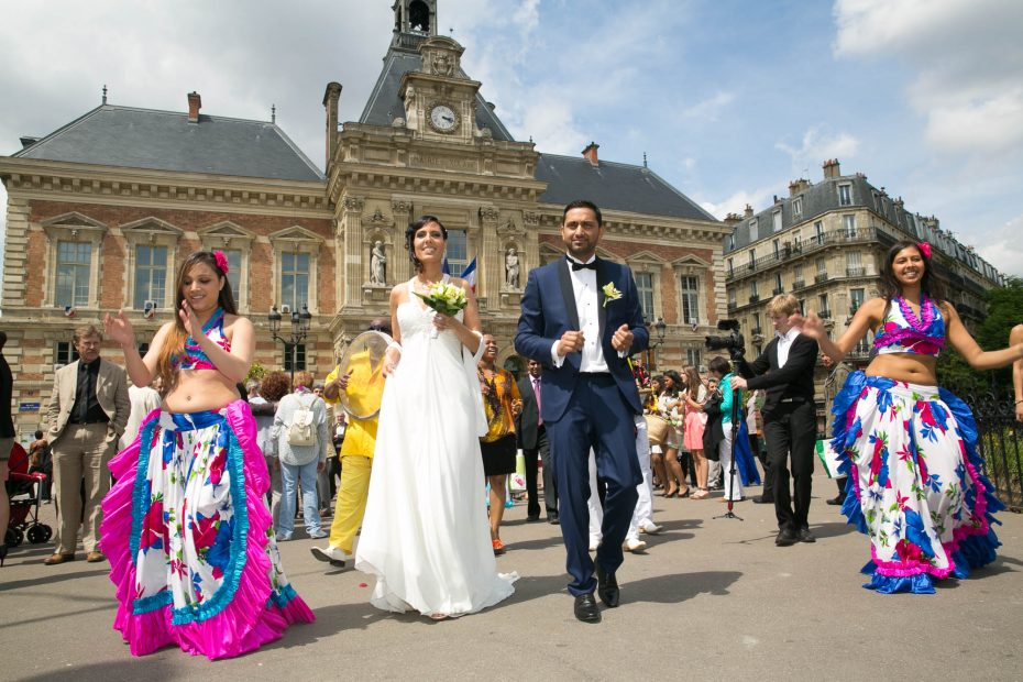 photographe mariage 19e Paris