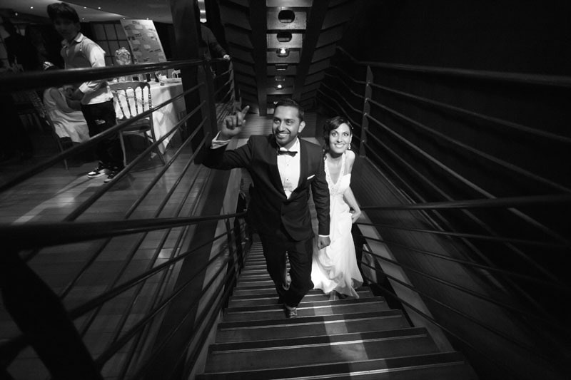 reportage soiree mariage
