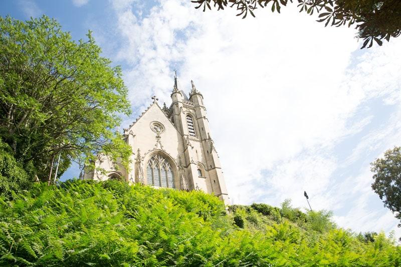 église montmorency