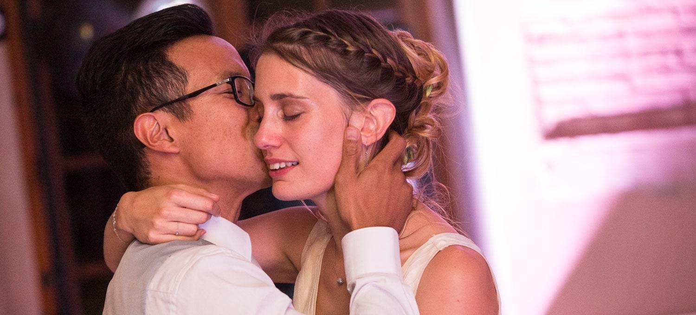 reportage photo soirée mariage ouverture danse