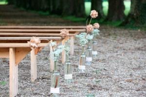 Ceremonie De Mariage En Plein Air