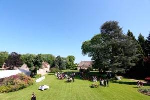 lieux pour cérémonie mariage en plein air