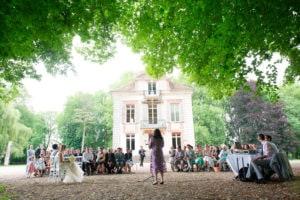 oragniser mariage en plein air