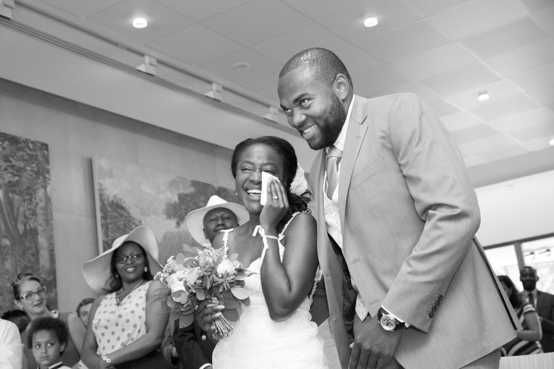passage devant la maire photographe mariage Haÿ Les Roses